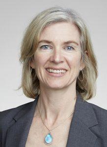 Jennifer A. Doudna, Chemie-Nobelreisträgerin 2020 (Bildrechte: The Roayal Society)
